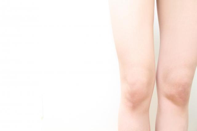 O脚について